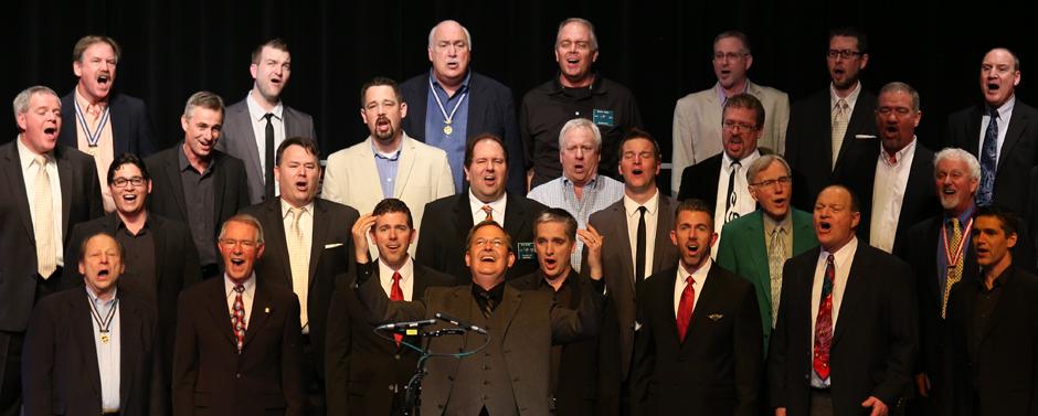 The QCED Chorus
